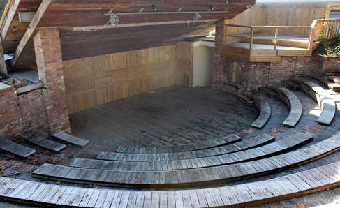 Amphitheatre Hire The Pumphouse Theatre In Takapuna Auckland