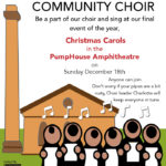 Join the choir poster