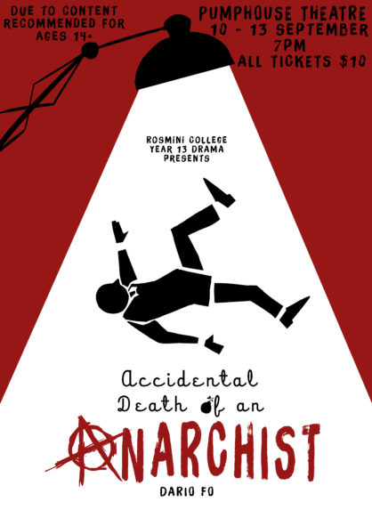Accidental Death Poster