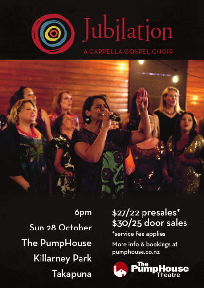 Jubilation Choir Poster