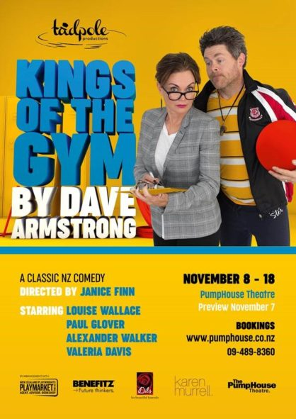 Kings of the Gym Poster