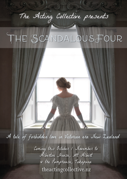 Scandalous Four Poster