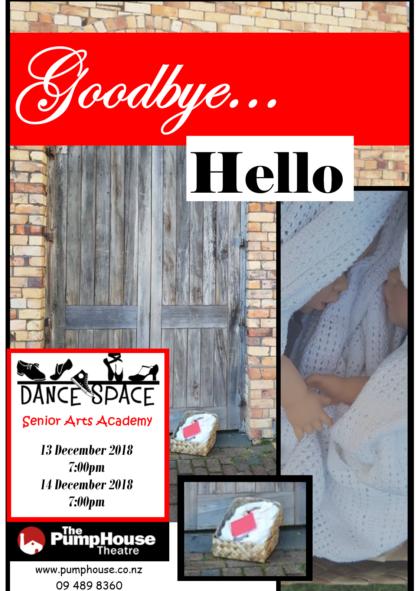 Dance Space Goodbye Hello